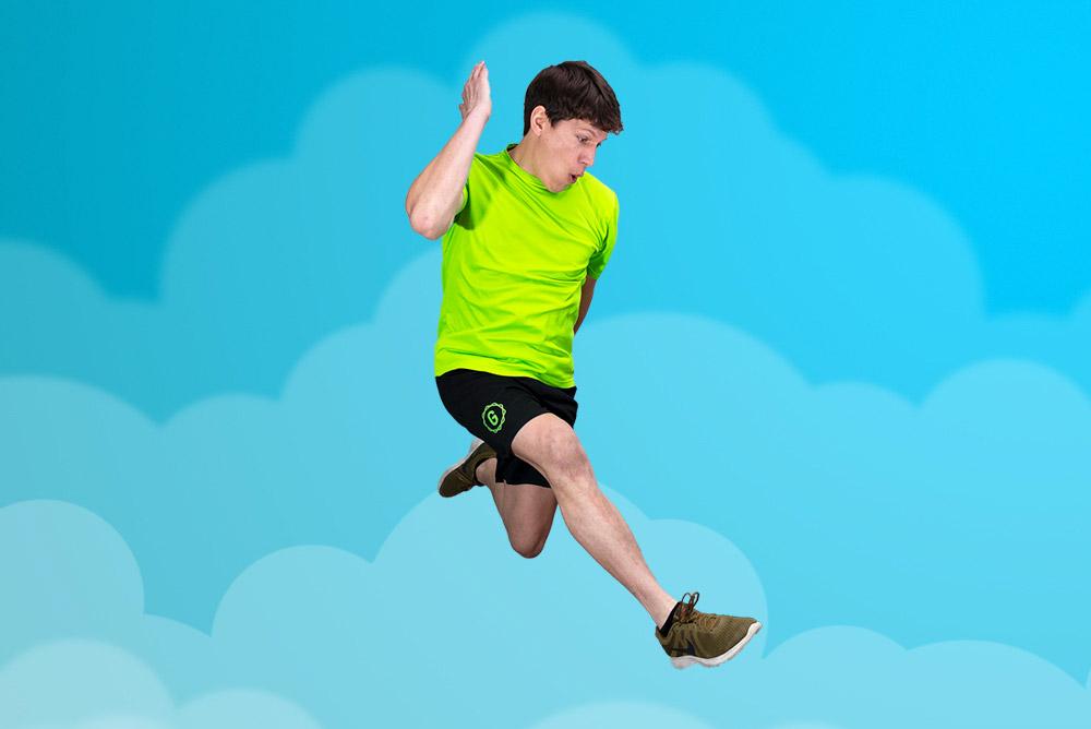 CONSEJOS PRÁCTICOS, truco o trato 1: Los saltos
